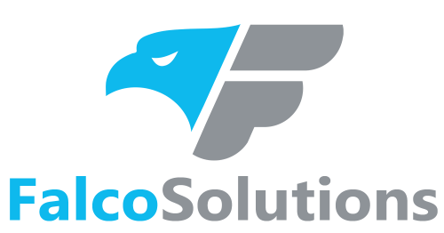 FalcoSolutions logo
